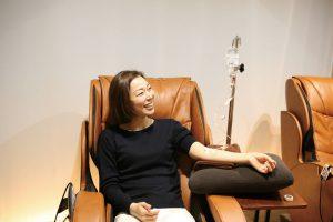 オゾン療法血液クレンジング