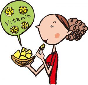 ビタミンC摂取